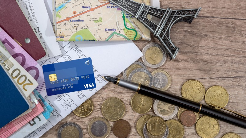 Travel with Visa Before your trip